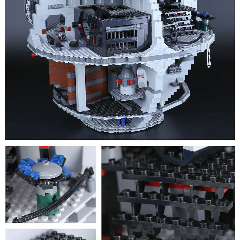 Death Star - UCS (Old Version) 05035
