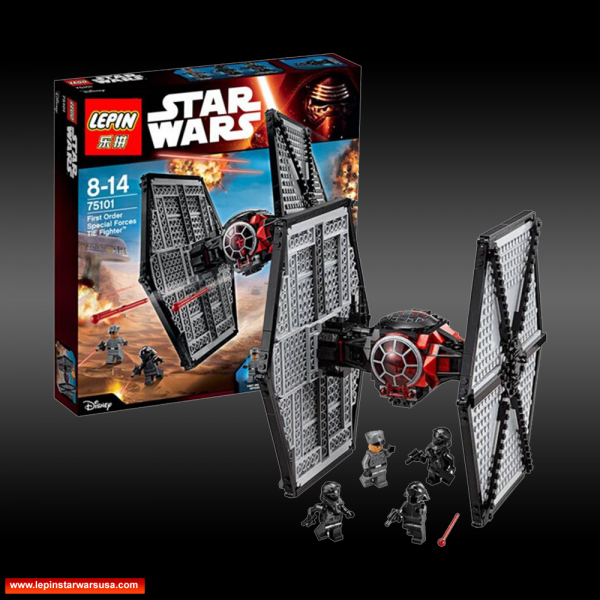 LEPIN First Order Special Forces TIE fighter 05005