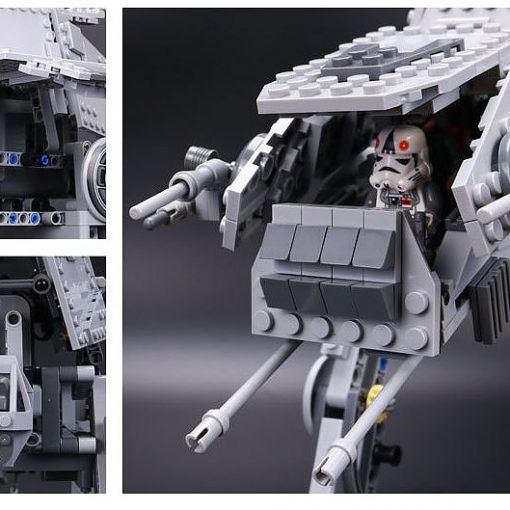 LEPIN Motorized Walking AT-AT Star 05050 - Lepin Star Wars Sets