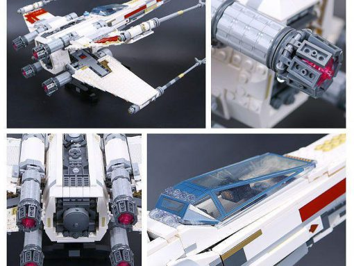LEPIN Red Five X-Wing Starfighter 05039 - Lepin Star Wars Sets