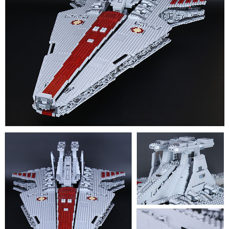 LEPIN Republic Cruiser Venator Class Destroy 05077