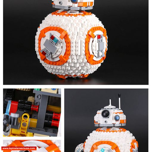 LEPIN BB-8 Robot 05128 - Lepin Star Wars Sets