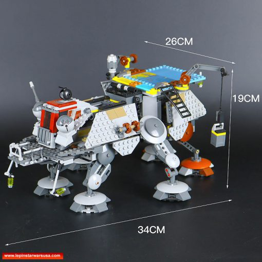 LEPIN Captain Rex's AT-TE 05032 -Lepin Star Wars Sets