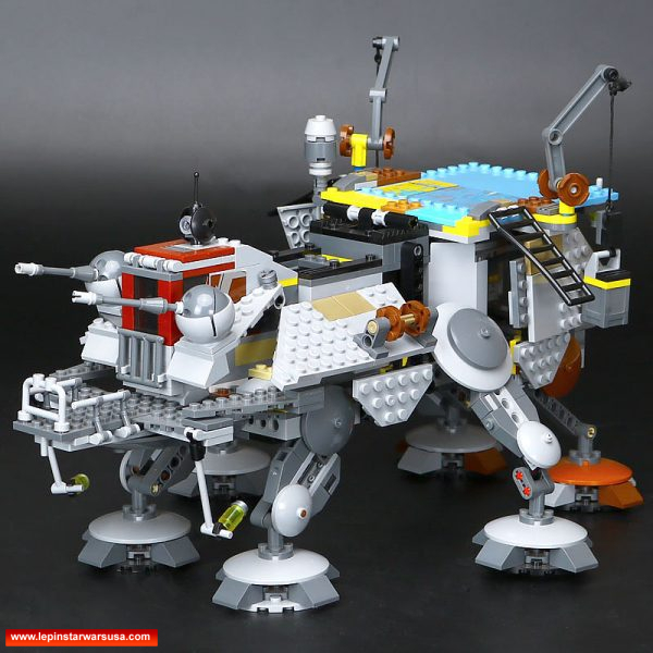 LEPIN Captain Rex's AT-TE 05032 - Lepin Star Wars Sets