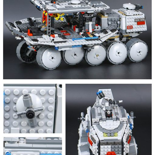 LEPIN Clone Turbo Tank 05031 - Lepin Star Wars Sets