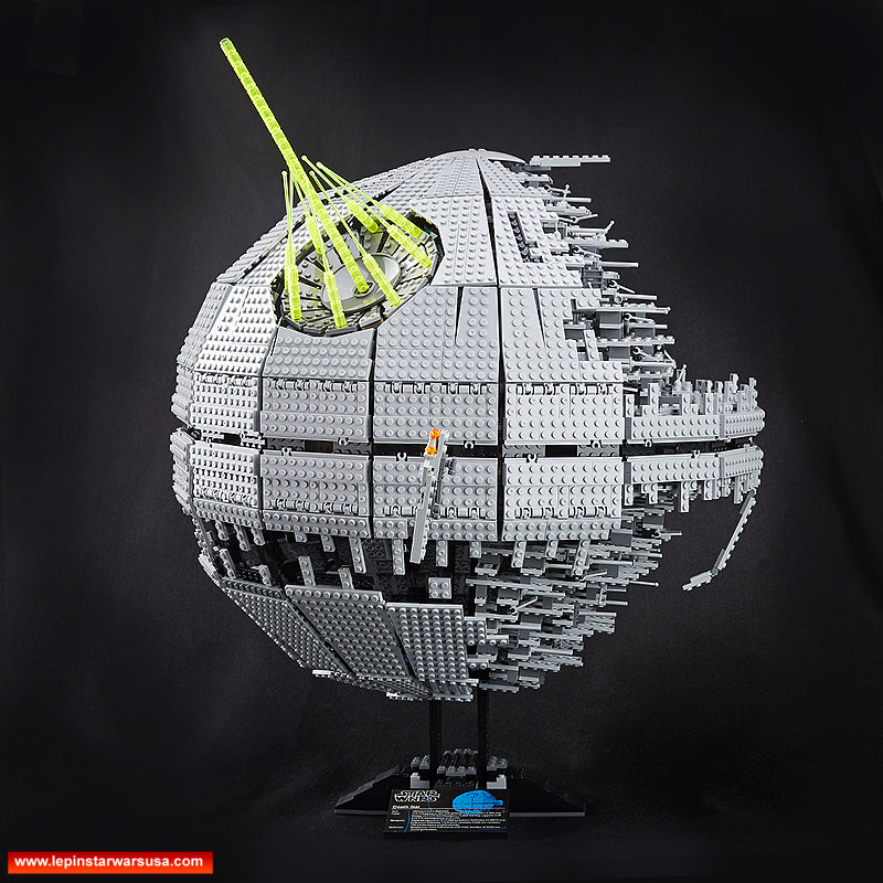 lepin death star 2018