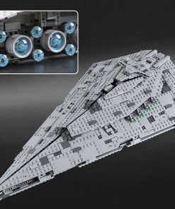 LEPIN First Order Star Destroyer 05131