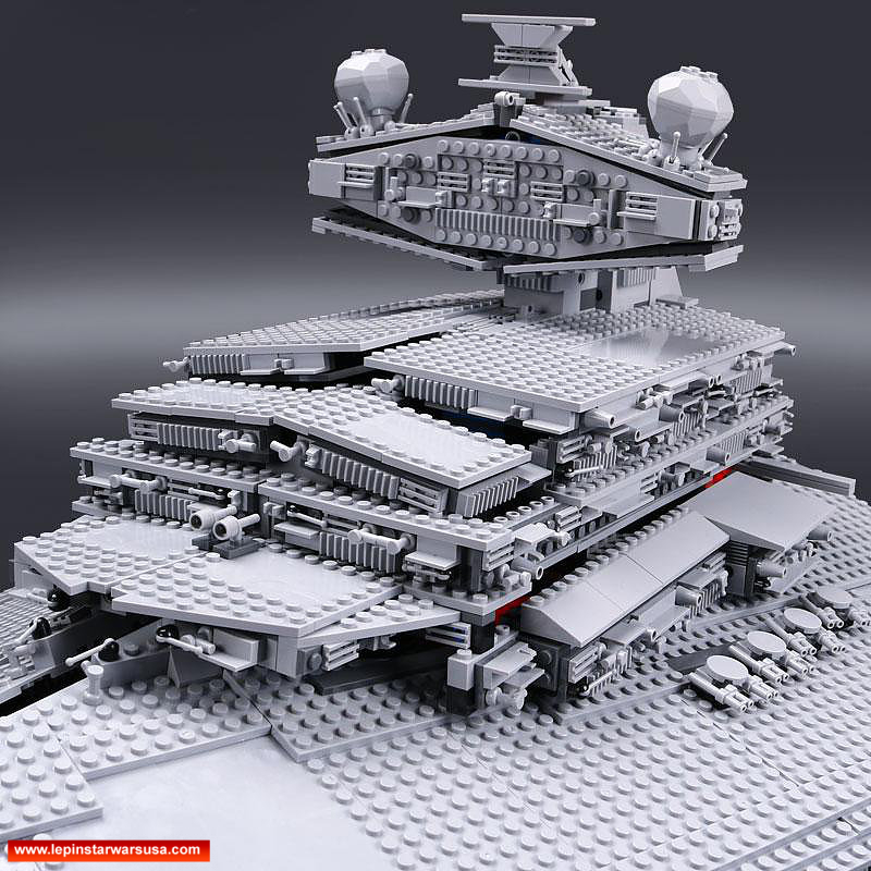 LEPIN Imperial Star Destroyer 05027 - Lepin Star Wars Sets