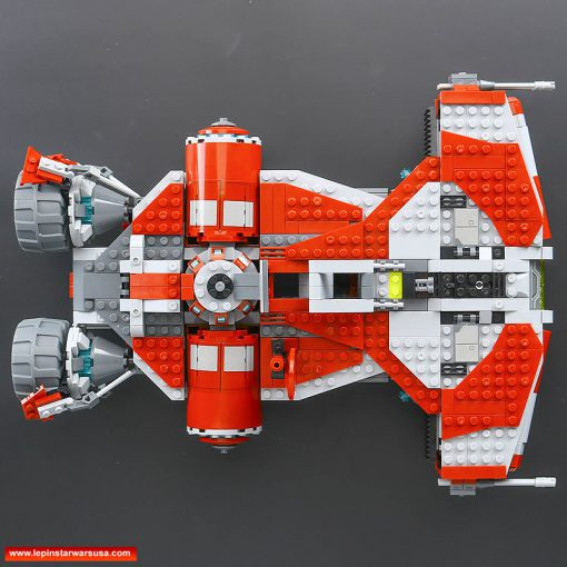 LEPIN Jedi Defender-Class Cruiser 05085 - Lepin Star Wars Sets