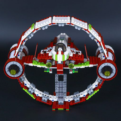 LEPIN Jedi Starfighter With Hyperdrive 05121 - Lepin Star Wars Sets