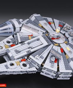 LEPIN Millennium Falcon 05007 - Lepin Star Wars Sets