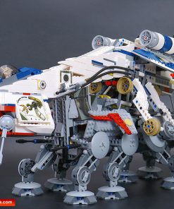 LEPIN Republic Dropship with AT-OT Walker
