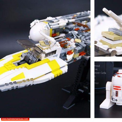 LEPIN Y-Wing Attack Starfighter 05040