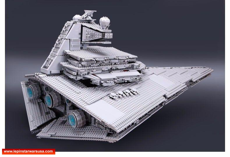 LEPIN Top 10 BEST SELLER  Lepin Star Wars Sets 2018 - 05027 Imperial Star Destroyer - 3250 PIECES