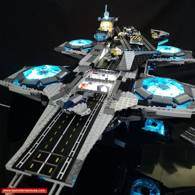 Review LEPIN 07043 Super Heroes – Compatible LEGO 76042