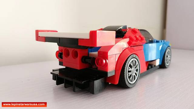 Review LEPIN 28004 2016 Ford GT & 1966 Ford GT40 – Compatible with LEGO 75881