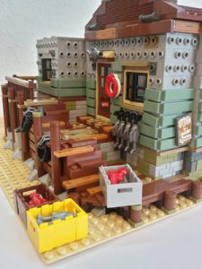 Review LEPIN 16050 Old Fisherman's Hut – Compatible with LEGO 21310