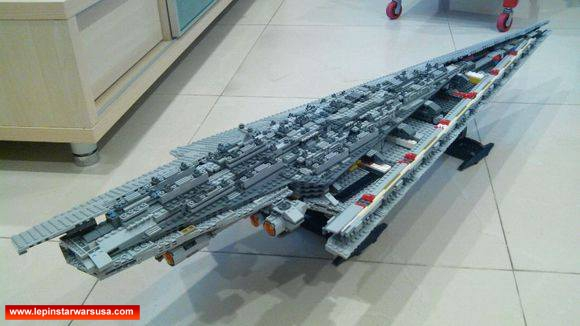 Review LEPIN 05028 Super Star Destroyer – Compatible with LEGO 10221