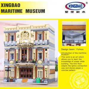 XingBao-01005-5052Pcs-Genuine-Creative-MOC-City-Series-The-Maritime-Museum-Set-Children-Building-Blocks-Bricks_6_1024x1024.jpg