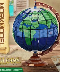 ™MORK 031001 Earth Globe